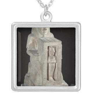Estatua del escribano real, Seti de Naophorous Grímpola