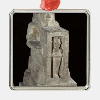 Estatua del escribano real, Seti de Naophorous Adorno