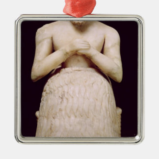 Estatua del funcionario Ebih-IL Adorno De Navidad