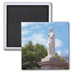 Estatua del imán de Maria