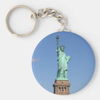 Estatua del llavero de la libertad