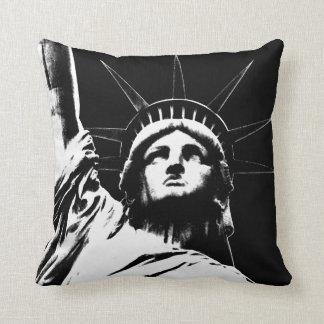 Estatua del recuerdo NY de Nueva York de la almoha Cojín