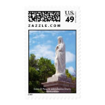 Estatua del sello de Maria