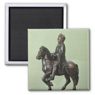 Estatua ecuestre de Carlomagno 2 Iman