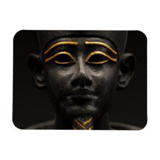 Estatua egipcia de Osiris Imán Flexible