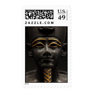 Estatua egipcia de Osiris Franqueo