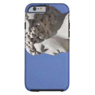 estatua erosionada fuera del Palazzo Vecchio Funda De iPhone 6 Tough