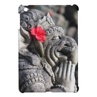 Estatua hindú de la piedra de dios del elefante de