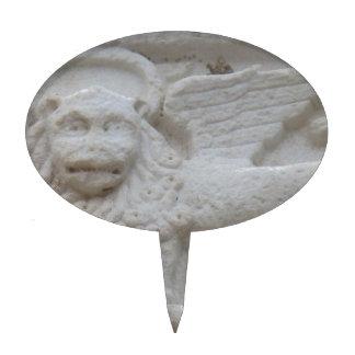 Estatua Napoli Grecia de la marca del apóstol Figura De Tarta