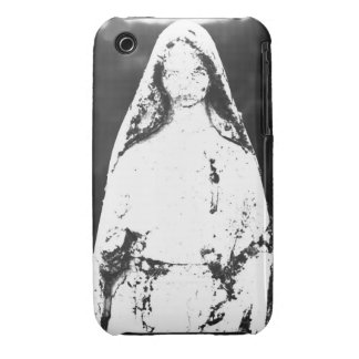 Estatua que desmenuza iPhone 3 Case-Mate protector