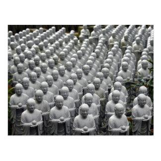 estatuas de Buda Postales