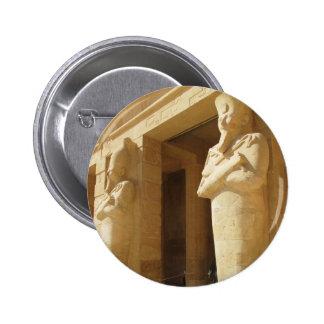 Estatuas de Hatshepsut - pharaoh femenino de Osiri Pin