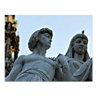 Estatuas de Hyde Park Postales