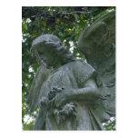 Estatuas de los ángeles de Metairie Tarjeta Postal