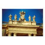 Estatuas de Roma Fotografias
