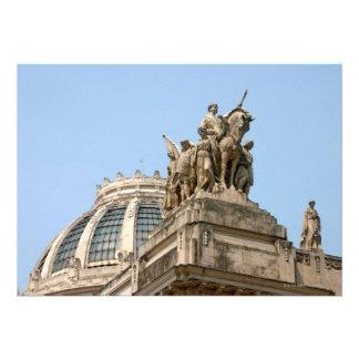 Estatuas en Tiradentes Invitaciones Personalizada