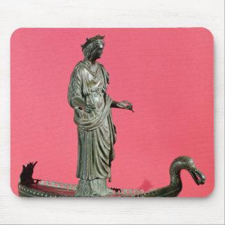 Estatuilla de la diosa Sequana Mousepads