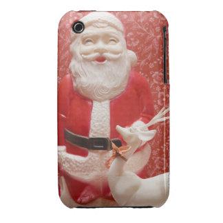 Estatuilla de Papá Noel Case-Mate iPhone 3 Coberturas