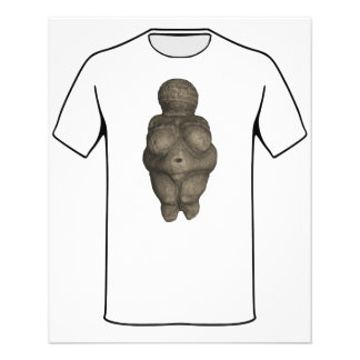 Estatuilla prehistórica de Venus Tarjeta Publicitaria