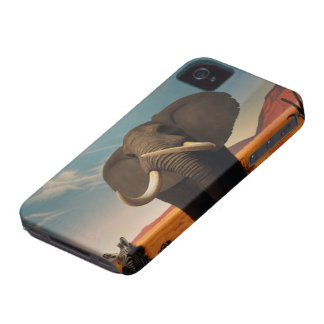 Estatura majestuosa iPhone 4 Case-Mate fundas