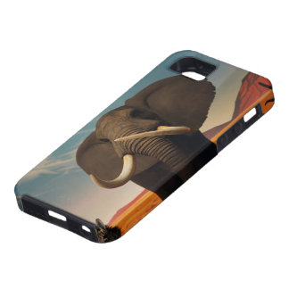 Estatura majestuosa iPhone 5 carcasa