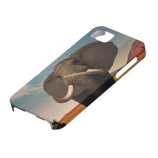 Estatura majestuosa iPhone 5 carcasas