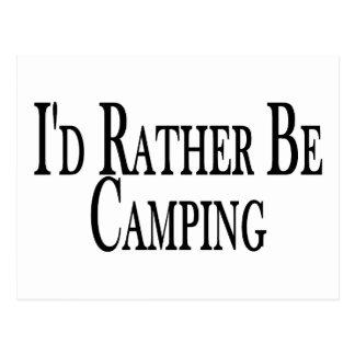 Esté acampando bastante postales