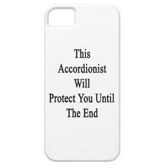 Este acordeonista le protegerá hasta el extremo iPhone 5 Case-Mate protector