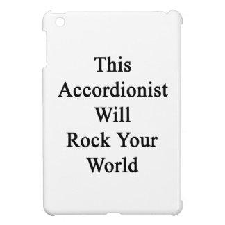 Este acordeonista oscilará su mundo