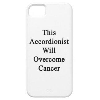Este acordeonista superará al cáncer iPhone 5 carcasa