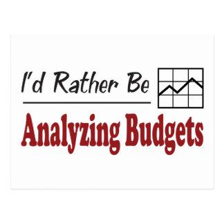 Esté analizando bastante presupuestos postales