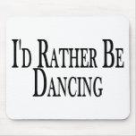 Esté bailando bastante alfombrillas de ratón