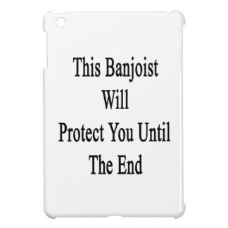 Este Banjoist le protegerá hasta el extremo