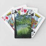 Esté bastante en el río baraja de cartas