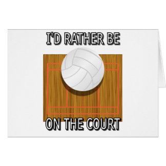 Esté bastante en la corte (voleibol) .png tarjeta