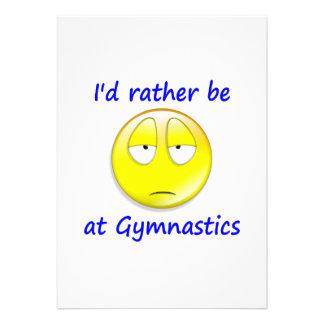 Esté bastante en la gimnasia