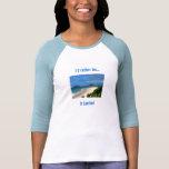 Esté bastante en Lanikai Camisetas