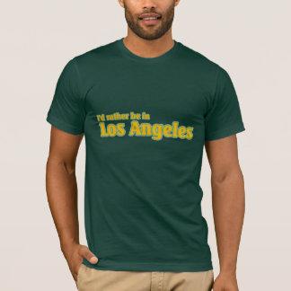 Esté bastante en Los Ángeles Playera