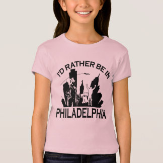 Esté bastante en Philadelphia Playera