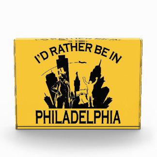Esté bastante en premio del bloque de Philadelphia