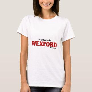 Esté bastante en Wexford Playera