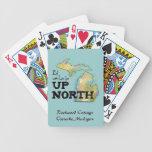 Esté bastante encima de las tarjetas personalizada cartas de juego