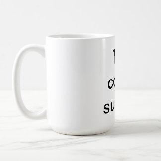 Este café chupa la taza