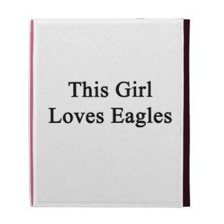 Este chica ama a Eagles