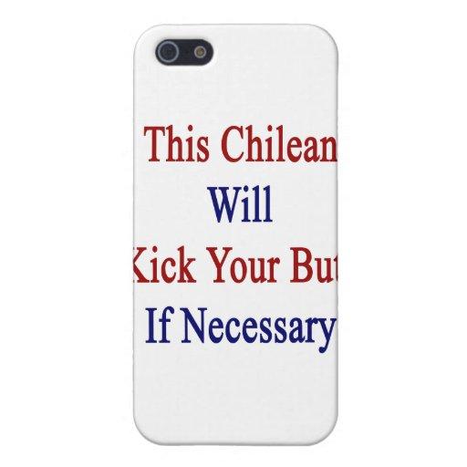 Este chileno golpeará su extremo con el pie en cas iPhone 5 protector