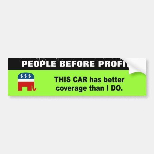 Este coche tiene mejor cobertura que hago pegatina de parachoque