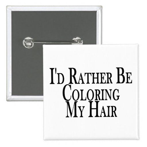 Esté coloreando bastante mi pelo pin