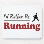 Esté corriendo bastante tapete de ratones