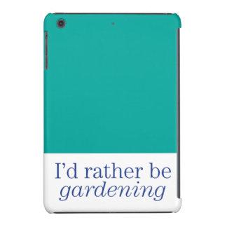 Esté cultivando un huerto bastante fundas de iPad mini