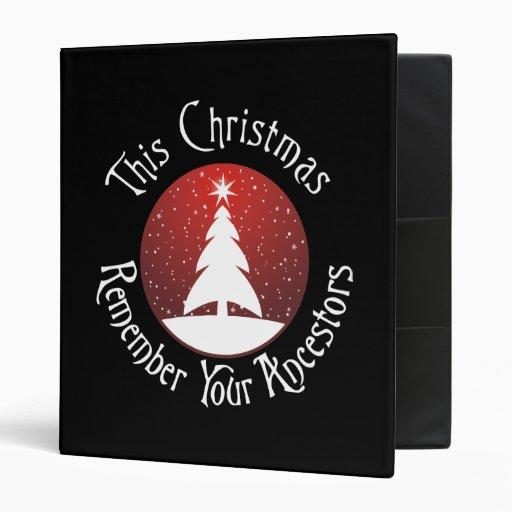 """Este el navidad recuerda a sus antepasados carpeta 1"""""""